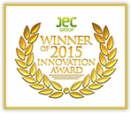 JEC GROUP WINNER OF 2015 INNOVATION AWARD